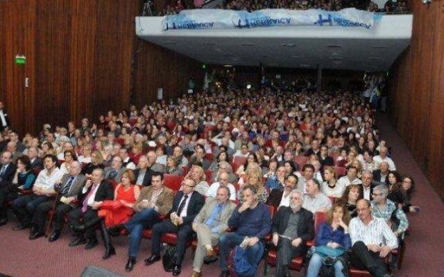 Sociedad Hebraica à Buenos Aires (Crédit : Facebook)