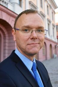 Carl Magnus Nesser (Crédit : autorisation ambassade suédoise)