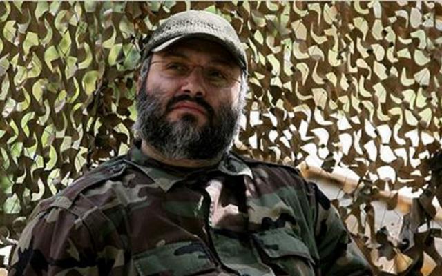 Imad Mughniyeh, commandant du Hezbollah tué en 2008. (Crédit : CC BY-SA, Wikimedia Commons)