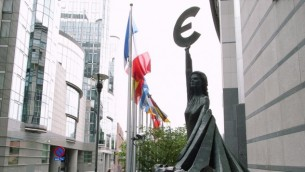 L'Espace Léopold à Bruxelles où se tiennent certaines séances plénières additionnelles du Parlement européen (Crédit : CC BY-SA stevecadman, Flickr)