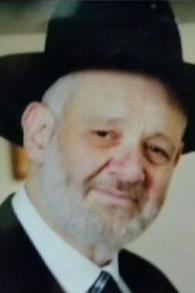 Abraham Samuel Goldberg (Crédit : capture d'écran Deuxième chaîne)