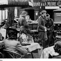 Paris sous l'Occupation (Crédit : Bundesarchiv, Bild 183-L12792 / CC-BY-SA)