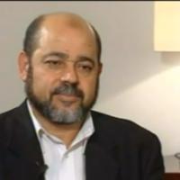 Moussa Abu Marzouk (Crédit : capture d'écran YouTube/Al Jazeera)