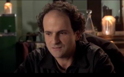Capture d'écran Lionel Abelanski (Crédit : YouTube)