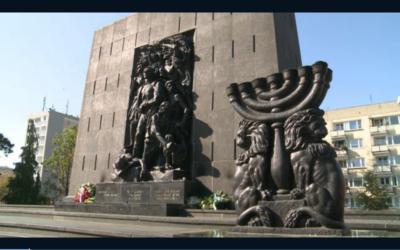 Musée Polin à Varsovie (Crédit : Capture d'écran  AFP)