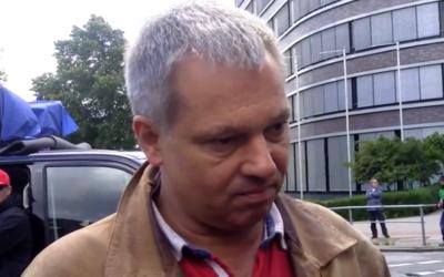 Capture d'écran Christian Worch (Crédit : YouTube)