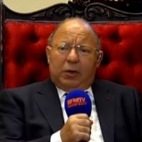 Capture d'écran 2014 Dalil Boubaker (Crédit : YouTube)