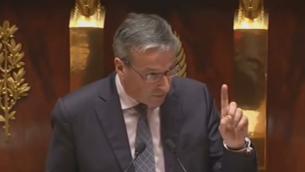 Capture d'écran Philippe Vigier (Crédit : LCP)