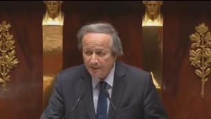 Capture d'écran 2014 Roger Gérard Schwarzenberg (Crédit : LCP)