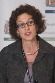 Gillian Merron, actuelle dirigeante du Conseil juif britannique (Crédit : Sam Friedrich/CC-BY-SA/via wikipedia)
