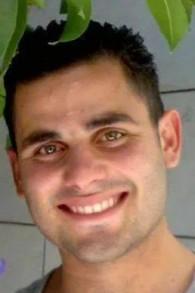 Maher Hamdi al-Hashalmoun, le terroriste qui a poignardé Dalia Lemkus à Alon Shvut le 10 novembre (Crédit : Twitter/Gal Berger)