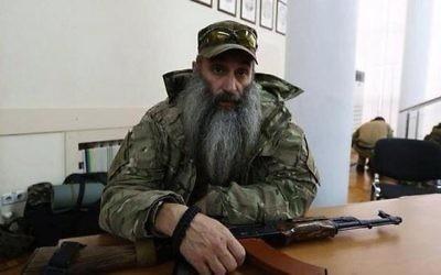 Asher Joseph Cherkassky à Dneproperovsk, en Ukraine en 2014. (Crédit : http://evreiskiy.kiev.ua)