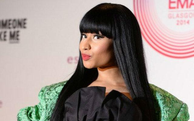 Nicki Minaj (Crédit : AFP)
