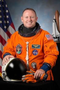 Barry Wilmore (Crédit : NASA)