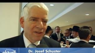 Capture d'écran Josef Schuster (Crédit : tvtouring.de)