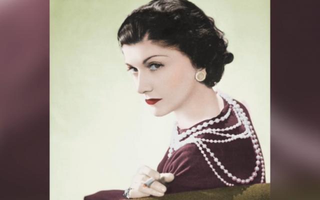 Capture d'écran Coco Chanel (Crédit : biography.com/YouTube)