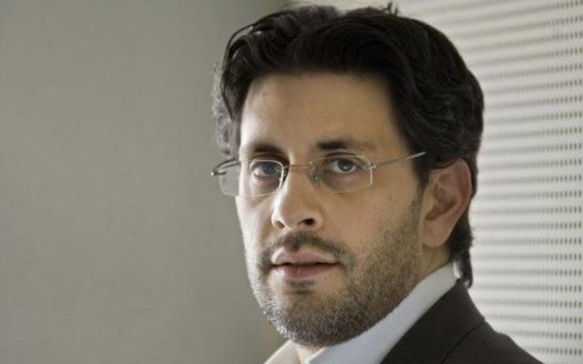 Danny Cohen, l'ex directeur de la BBC (Crédit : autorisation)