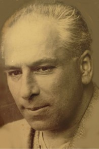 Fritz Ascher (Crédit : Autorisation de Rachel Stern)