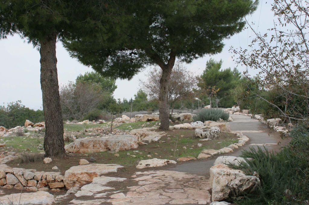 La magnifique promenade de Schaniya  elle en vaut vraiment la peine de se déplacer (Crédit : Shmuel Bar-Am)