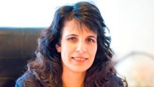 Nitsana Darshan-Leitner, présidente de Shurat HaDin - Israel Law Center (Autorisation: Shurat HaDin)
