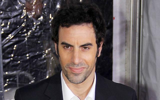 Sacha Baron Cohen (Crédit : Joella Marano/CC-SA-2.0)