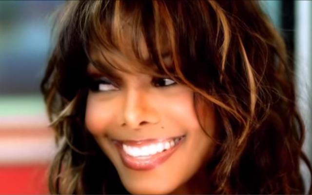 Janet Jackson (Crédit : capture d'écran YouTube)