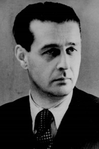 Giorgio Perlasca en 1935 pendant la guerre civile espagnole (Crédit : Yad Vashem)