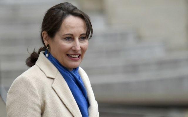 Ségolène Royal (Crédit : AFP)