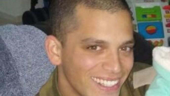 Major Yochai Kalangel (Crédit : Autorisation)