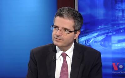 Capture d'écran François Delattre (Crédit : YouTube)