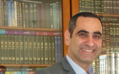 Avraham Azoulay (Crédit : autorisation))