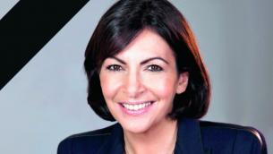 Capture d'écran de la maire de Paris Anne Hidalgo (Crédit : https://twitter.com/Anne_Hidalgo)