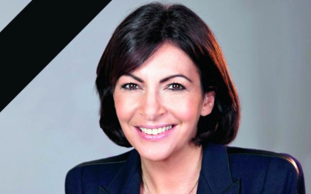 La maire de Paris Anne Hidalgo (Crédit : https://twitter.com/Anne_Hidalgo)
