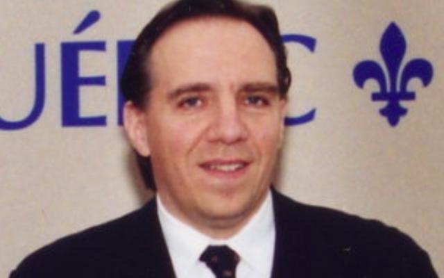 François Legault (Crédit : CC BY 2.0/Wikimedia communs)