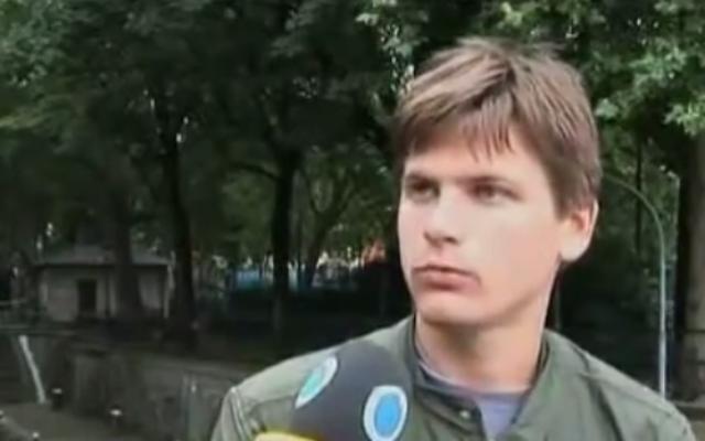 Andre Pshenichnikov (Crédit : YouTube)