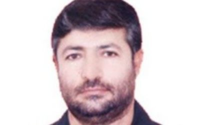 Le général iranien Mohammad Ali Allahdadi (Crédit : Facebook)