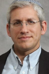 Rabbi Ronen Neuwirth, directeur exécutif de Beit Hillel (Crédit : Autorisation)