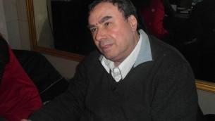 Benjamin Stora au 19ème Maghreb des Livres à Paris le 16 février 2013 (Crédit : Indif/Creative Commons/Wikimédia)