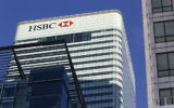 Immeuble de la banque HSBC en Angleterre (Crédit : Barry Caruth/Wikimedia commons/CC BY SA 2.0)