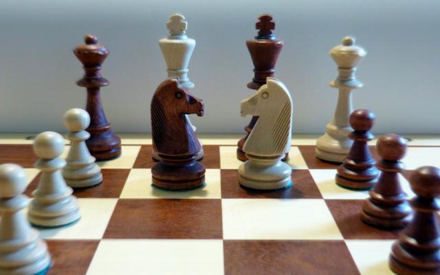 Un jeu d'échecs. Illustration. (Crédit : pixabay/domaine public)