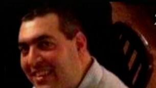 Un juif de Copenhague, Dan Uzan, 37 ans, tué le 15 février 2015 (Crédit : Capture d'écran Deuxième chaîne)