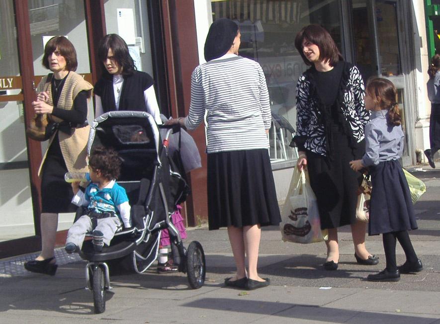 Le recensement montre qu'un Juif sur cinq vit dans le borough londonien de Barnet, qui est le centre de la communauté orthodoxe du pays (Crédit : CC BY/Satguru via Flickr.com)