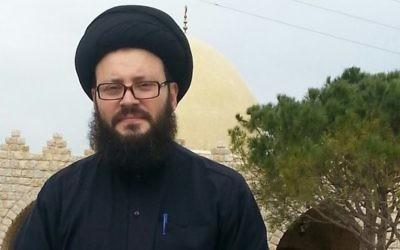 Mohammad Ali Al-Husseini (Crédit :Facebook)