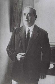Meir Dizengoff (Crédit: Wikipedia)