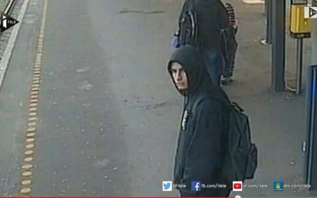 Omar El Hussein (Crédit : Capture d'écran YouTube/ITélé)