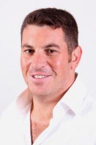 Président de la Fédération sioniste de Grande Bretagne, Paul Charney (Crédit : Autorisation)