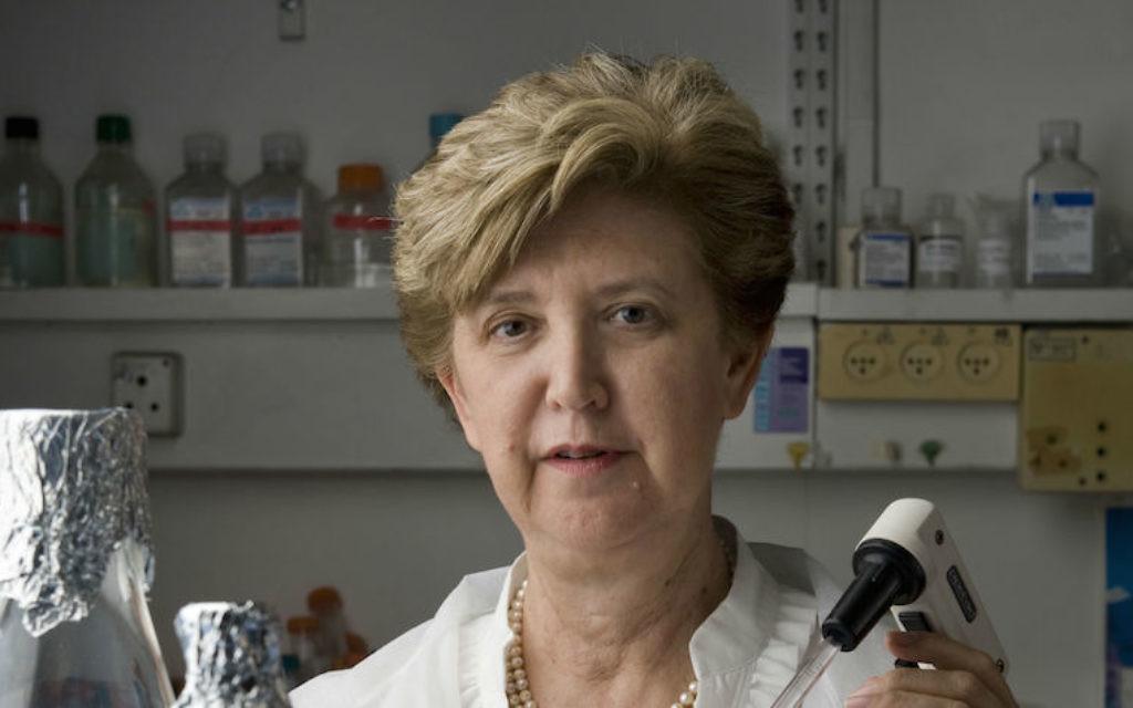 La professeure Illana Gozes (Crédit : Autorisation)