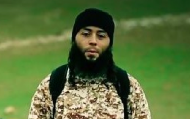 Capture d'écran Sabri Essid, le fils d'un compagnon de la mère de Mohamed Merah (Crédit : YouTube)