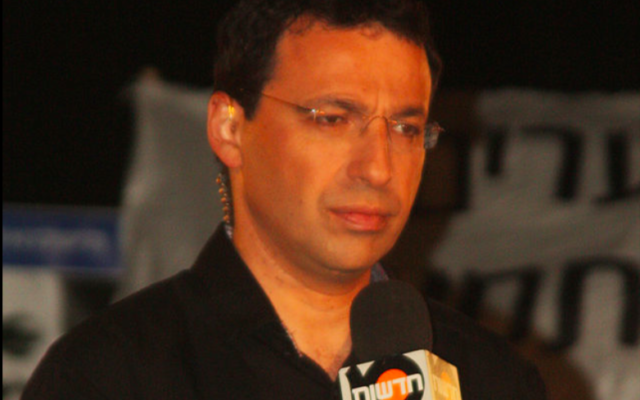 Raviv Drucker (Crédit : CC BY SA 3.0/Wikimedia commons)
