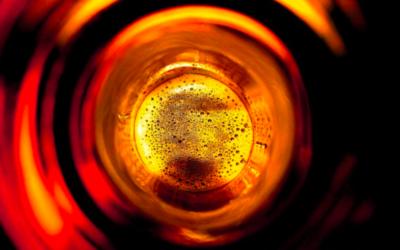 Illustration d'une bouteille de bière (Crédit : Pixabay/domaine public)